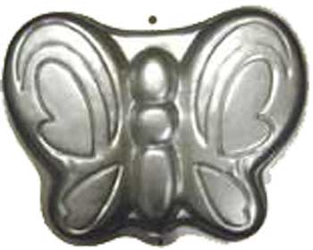 wilton butterfly cake pan instructions